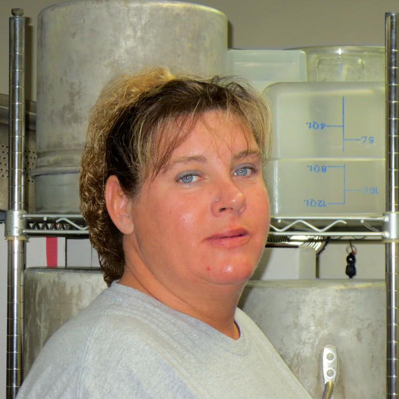 Tammy Hodos - Head Cook